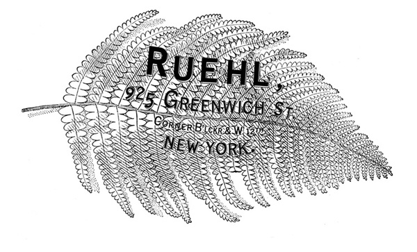 Rob Howell-Graphic Tee Design for RUEHL
