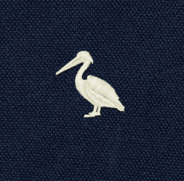 Rob Howell-PELICAN ICON EMBROIDERY FOR ROSÉ PISTOL, SA