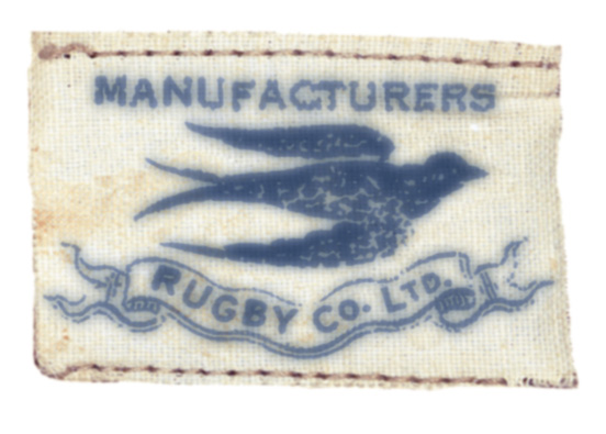Rob Howell-Vintage Printed Tee Label for RUGBY