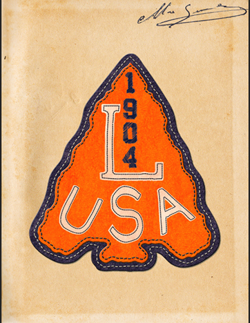 ROB HOWELL for LACROSSE USA-ARROWHEAD PATCH