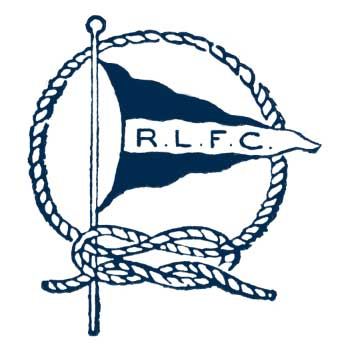 Rob Howell-R.L.F.C. Flag and Sailor's Knot Rope for RUGBY