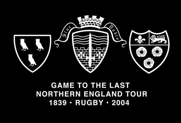 Rob Howell-GAME TO THE LAST-Direct Embroidery for RUGBY
