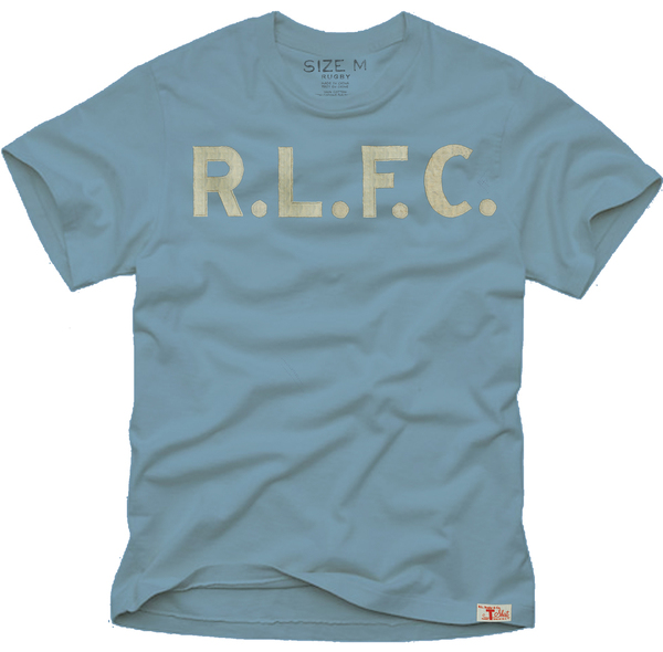 Rob Howell-RLFC Twill Applique Tee for Rugby Ralph Lauren