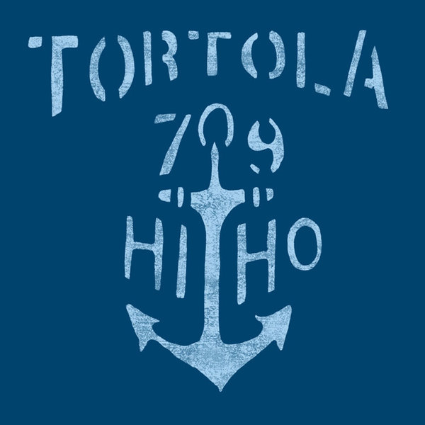 ROB HOWELL- Tortola Anchor Children's Tee - HIHO