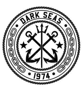 Rob Howell - Crossed Anchors and Triton - Dark Seas