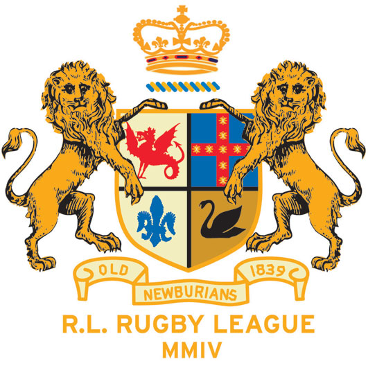 Old Newburians Crest for RUGBY