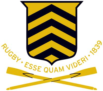 ESSE QUAM VIDERI-CREW CREST-Embroidered Patch for RUGBY